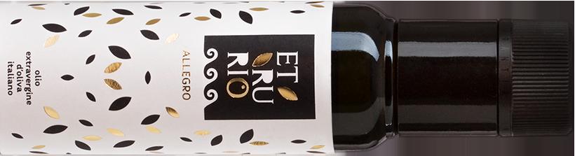 Allegro Olive Oil by Etrurio